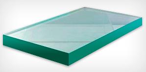 ARMAT ballistic flat glass