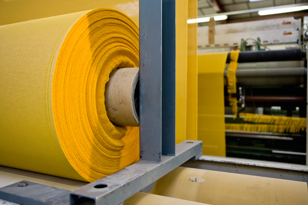 Aramid Fabric Roll